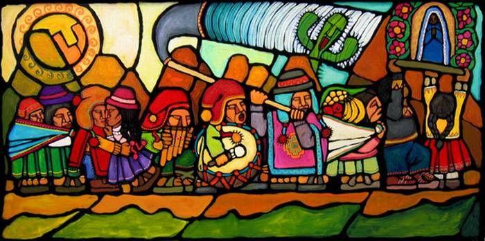 dibujos del norte argentino - Buscar con Google