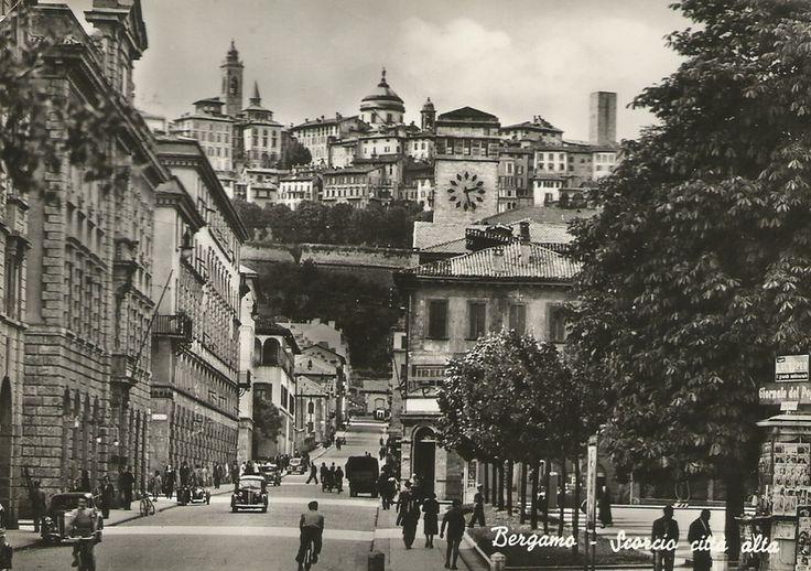 Scorcio Citta Alta - Bergamo