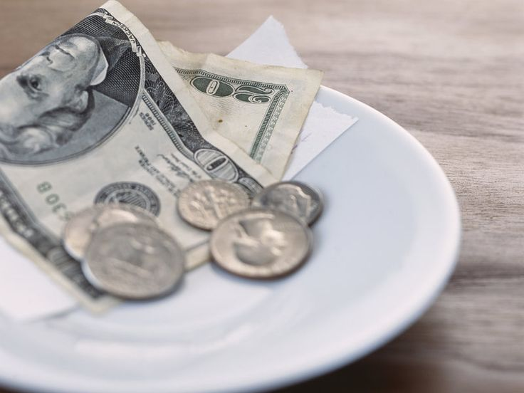 White House Plan Giving Restaurant Owners More Control Over Tips Under Fire : The Salt : NPR