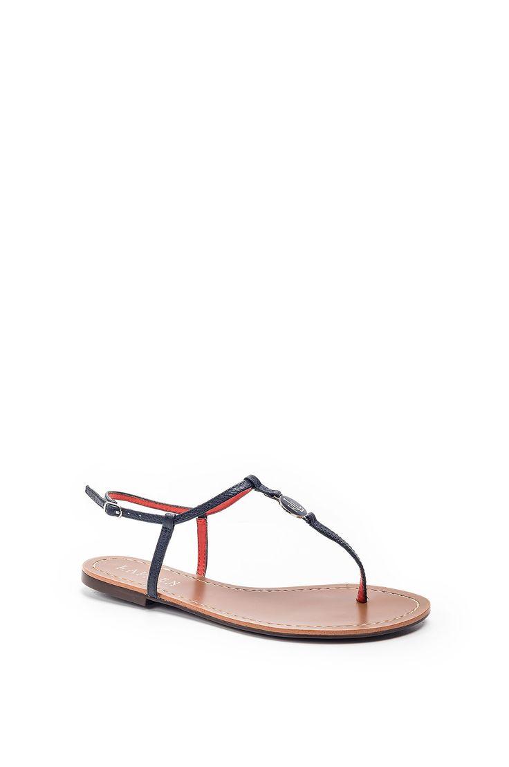 Sandały Aimon Lauren Ralph Lauren - GOMEZ - Sandały Aimon - japonki/klapki - Obuwie - Women