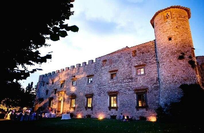 Castello di Meleto - Tuscany