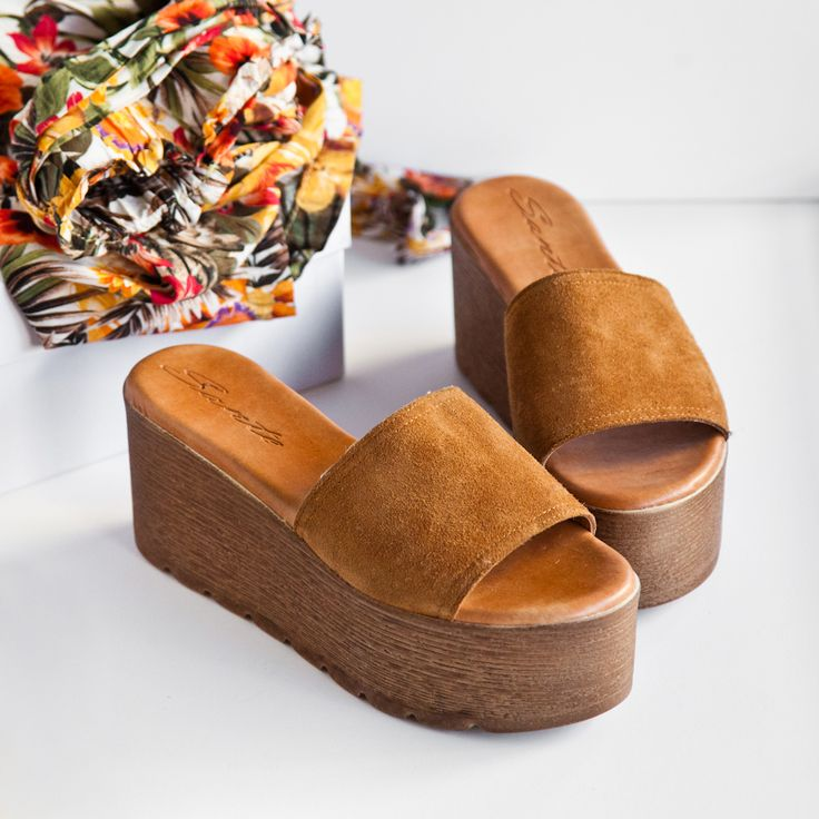 Favorite Wedges #SanteWorld #SS17 Shop #SALES in stores & online (SKU-96691): www.santeshoes.com