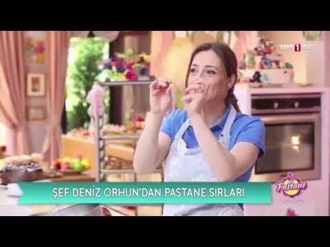 Brownie'li Cheesecake Tarifi ve Çilekli Dondurma Tarifi / Pastane / TRT1 - YouTube