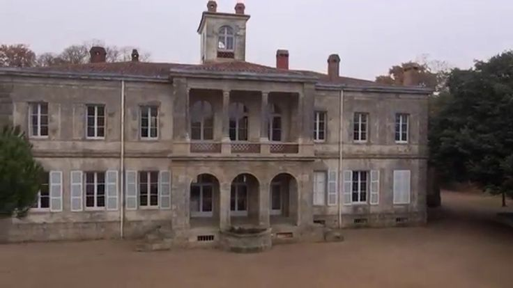 Domaine de La Garenne Lemot - CLISSON - Loire-Atlantique- Bretagne historique