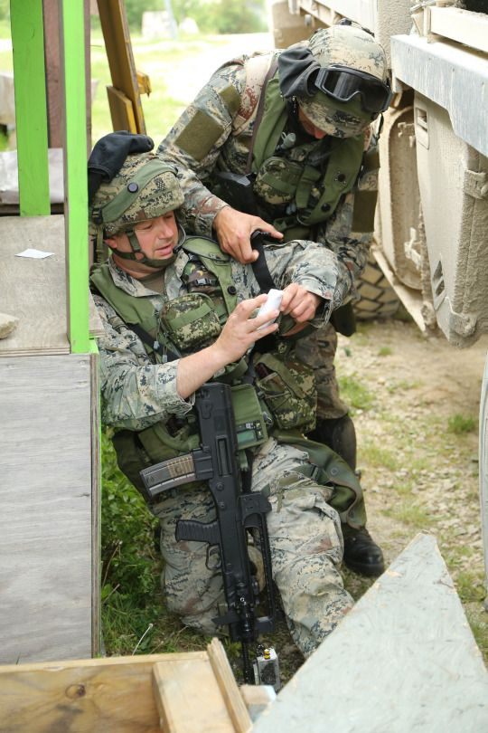 combat engineer training and readiness manual