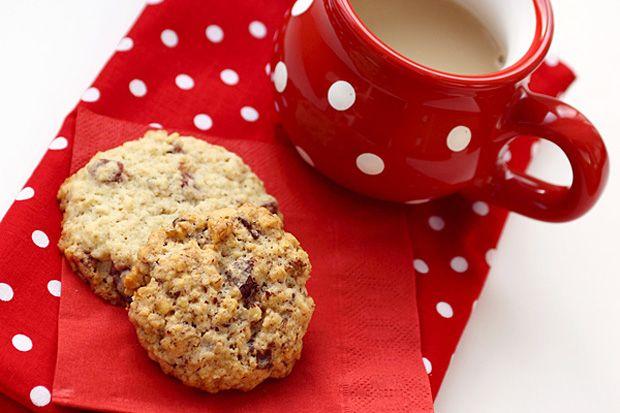 Zabpelyhes cookie kávé mellé