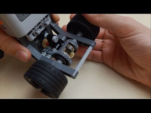 Limited Slip Differential/Spur Gear Differential working model - YouTube