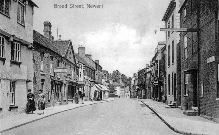 Broad Street, NewentFamilies Roots, Vintage Uk, Broad Street