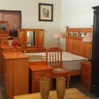 We are suppliers of Oregon, Mahogany and American Ash furniture