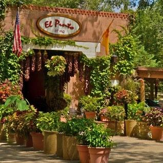 El Pinto Authentic New Mexican Restaurant - Albuquerque, NM