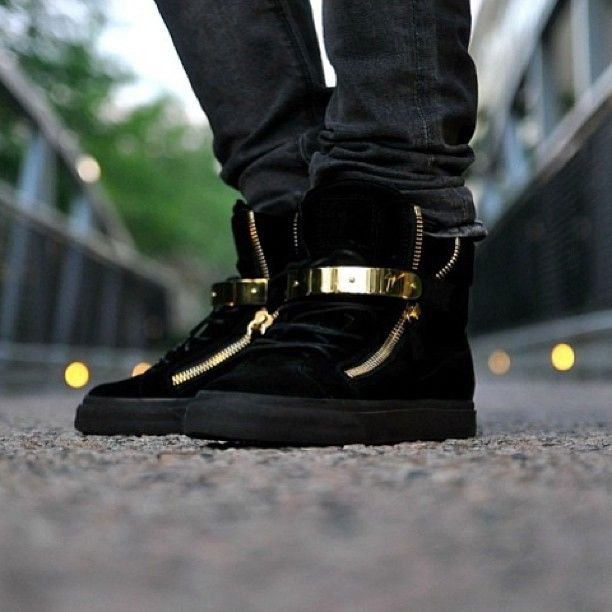 Giuseppe Zanotti Shoes: picture by @tr5277
