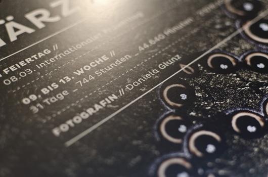 Viktoria Klein   Kommunikations-Designerin // Far From Fear e.V. Doku-Kalender »Galgo Español, Quo Vadis?«