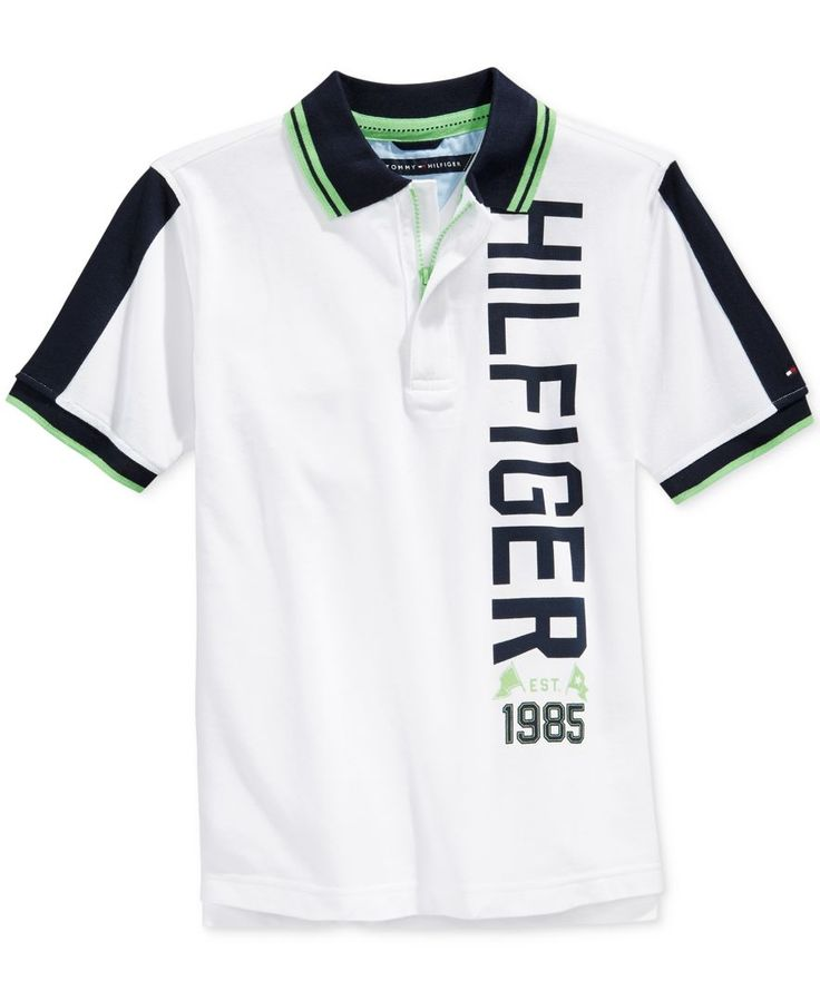Tommy Hilfiger Boys' James Polo Shirt