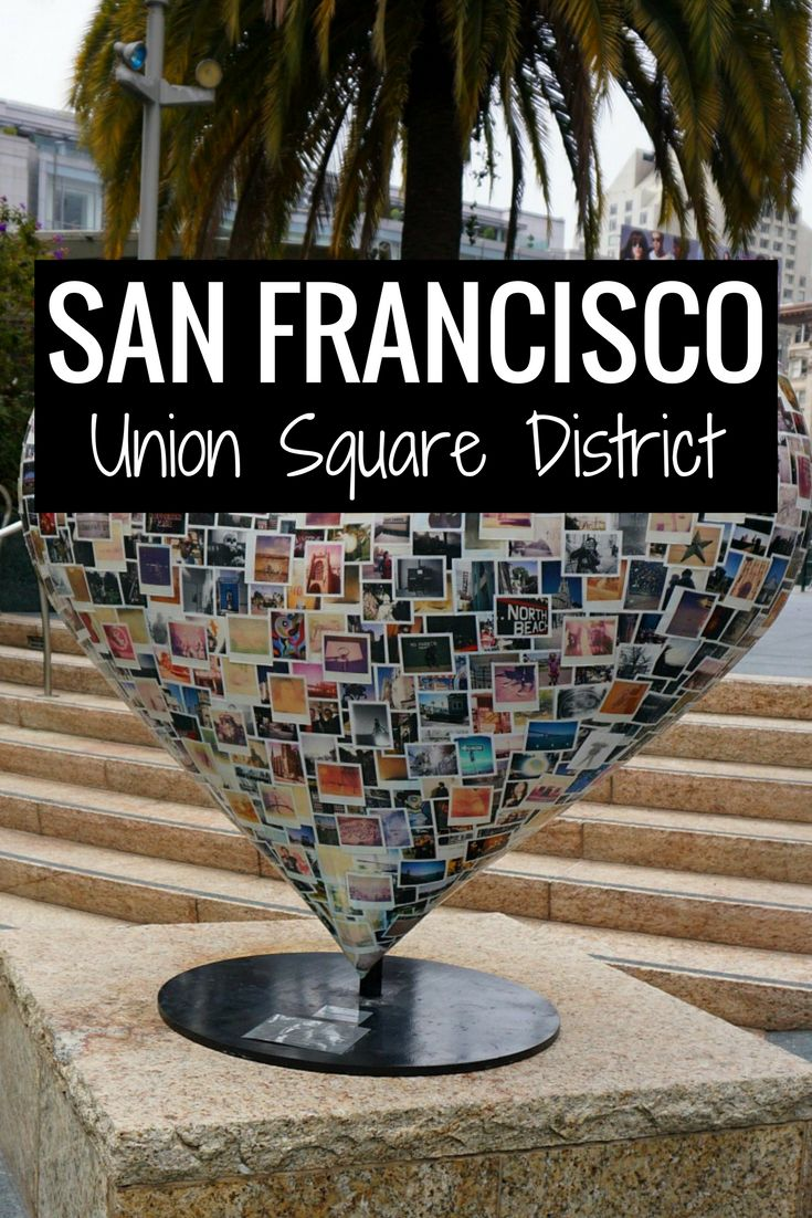 Union Square San Francisco Top Things