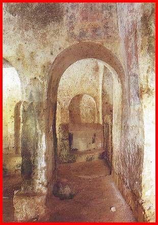 Fasano, chiesa rupestre di Lama d'Antico, Chiese rupestri di Puglia, provincia di Brindisi