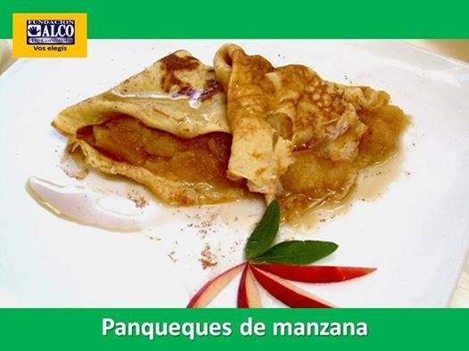 Panqueques de manzana https://www.facebook.com/129711433743670/photos/a.133620213352792.24589.129711433743670/667948849919923/?type=1&theater