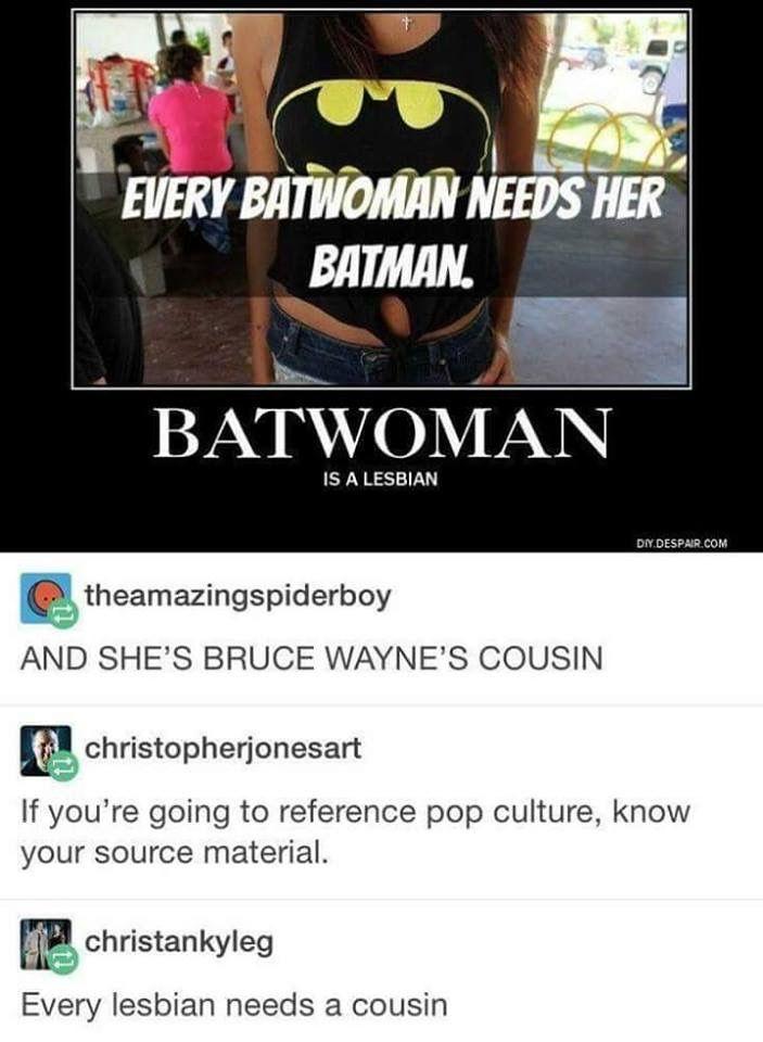 Girl cousins lesbian