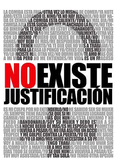 Diseño contra la violencia Éste es de José Israel de la Fuente, de Madrid.