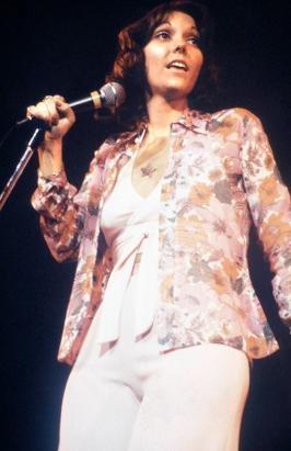Karen Carpenter, what a beautiful voice she had