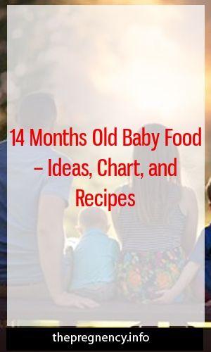 14 month baby food – Ideas, diagrams and recipes # maternity # maternity   – Healthy Foods