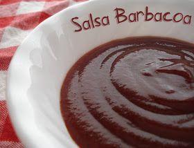 Comer y Cantar: Salsa Barbacoa casera y fácil