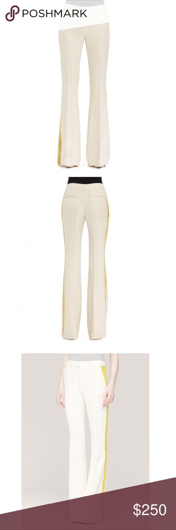 new stella maccartney wide leg pants new pants.never worn Stella McCartney Pants Boot Cut & Flare