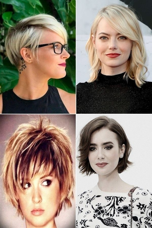 Different Short Hairstyles Haircut Hairstyles For Very Short Hair In 2020 Very Short Hair Hair Styles Short Hair Styles