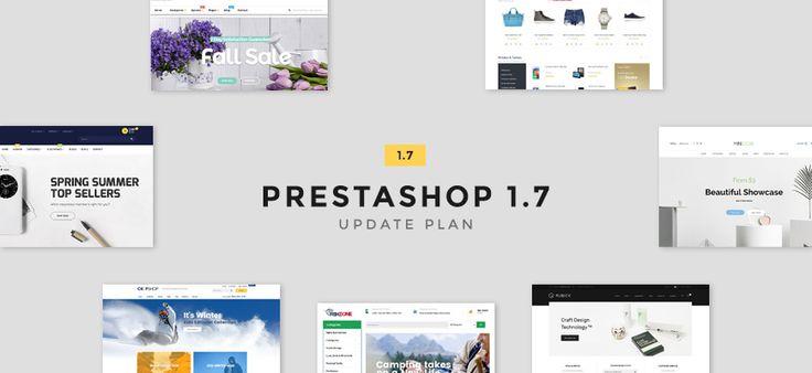 Prestashop 1.7 Is All Set To Transform E-Commerce Development