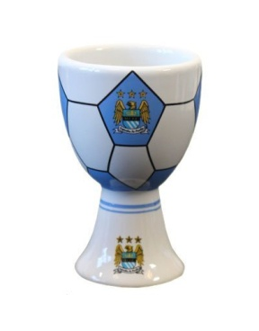Manchester City FC. Egg Cup