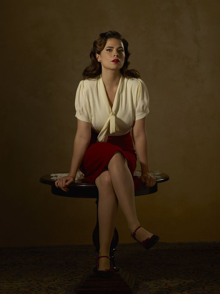 Hayley Atwell – Agent Carter Season 2 Promos #agentcarter #marvelcomics #marvel