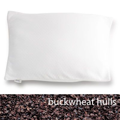 Natural Buckwheat Bed Pillow Tmj Gone Headaches Gone