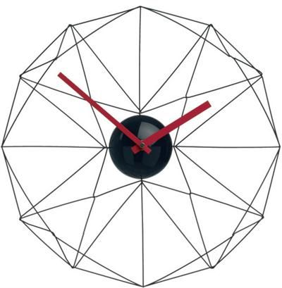 Wired Web Clock from Nuevo Living