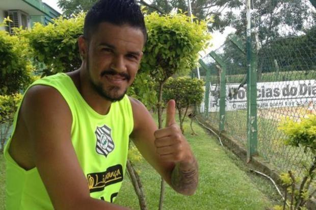 Figueirense apresenta o meia Rafael Bastos nesta segunda-feira +http://brml.co/1ES9djR
