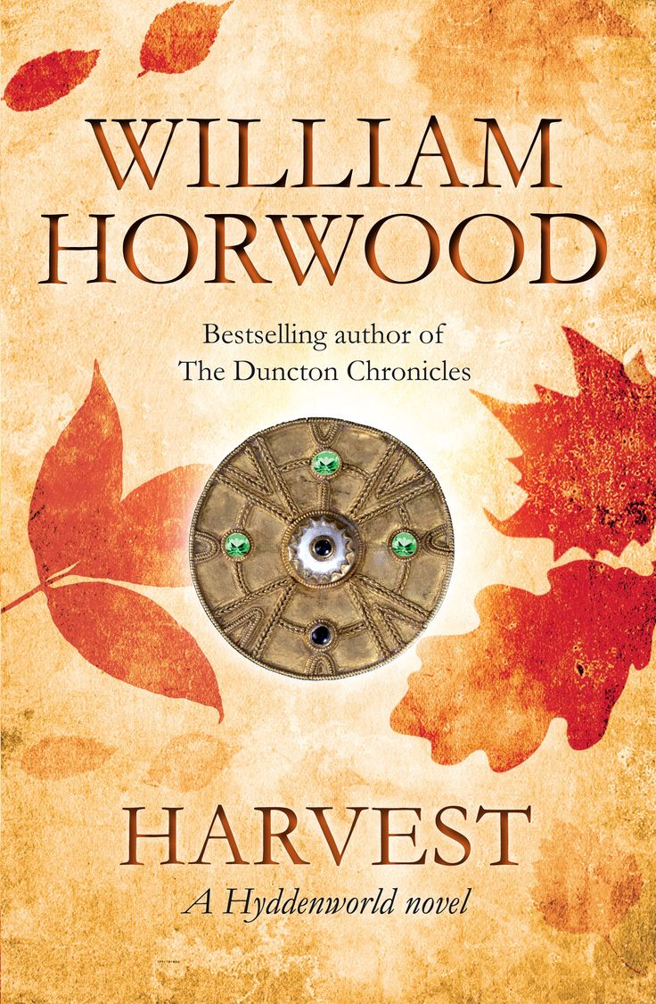 William Horwood's Harvest  The Third Book In The Wonderful Hyddenworld  Sequence