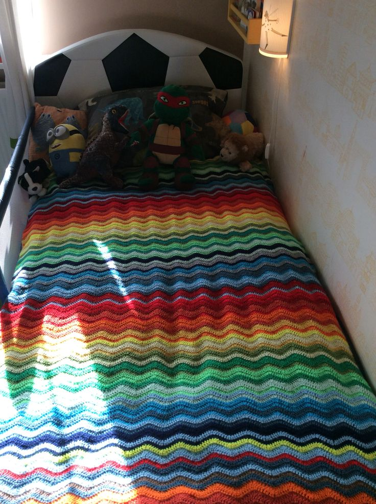 Rainbow Ripple Complete