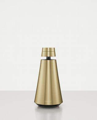 Beosound brass. Cool Modern Collection - Contemporary brass design   Bang & Olufsen