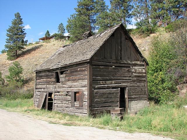 Gartrell Barn  Summerland. BC