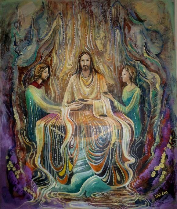 Евангелие от Иоанна 14:27 Мир оставляю вам, мир Мой даю вам; не так, как мир дает, Я даю вам. Да не смущается сердце ваше и да не устрашается.