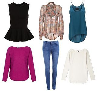 party outfits for the apple shape | ... Tops for Apple Shape- You´d look great with a ... | Clothes & Sho