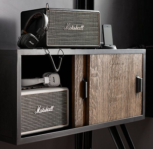 Marshall Stanmore Speaker & Headphones