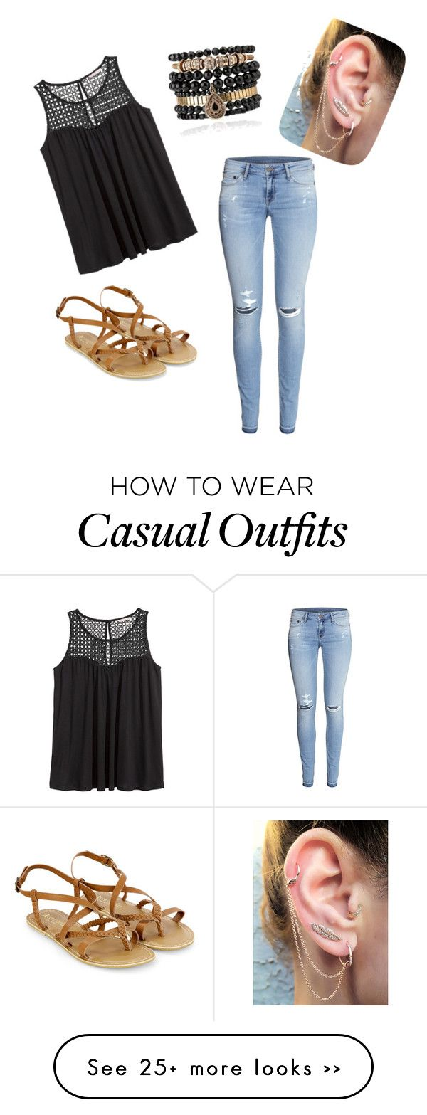 New  Casual by t gaebel on Polyvore