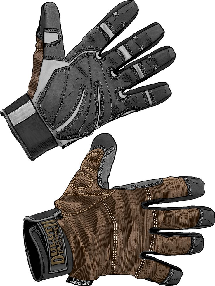 Men's Duluth Trading Winterproof Work Gloves feature IronClad technology to make them as tough as work gloves get, yet flexible and high dexterity plus warm enough for winter. Only at Duluth Trading Company.
