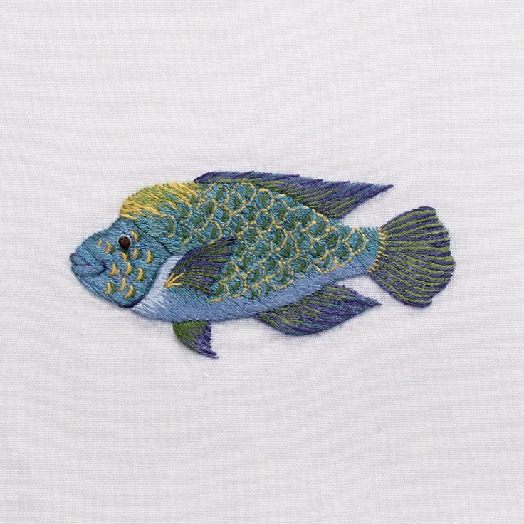 183 Best Stitching: Fish & Ocean Life Images On Pinterest