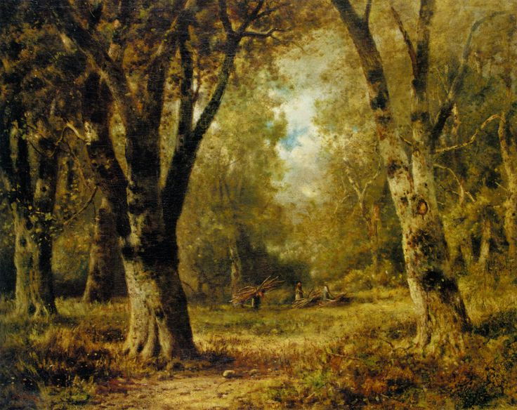 Les 343 meilleures images du tableau painters french for Barbizon peintre