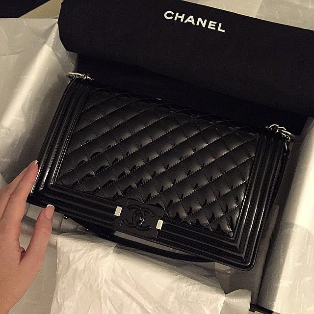 These Chanel bags are a bad habbit.