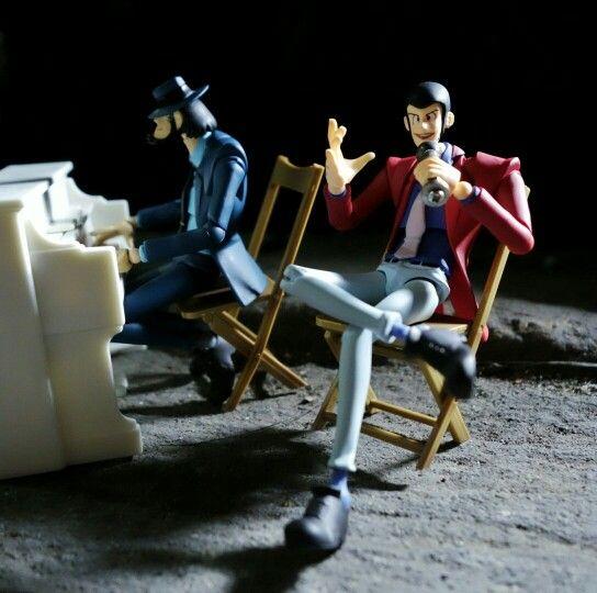 Revoltech Lupin