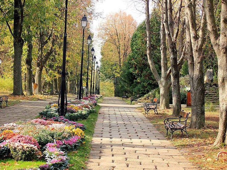 """Grădina Botanică """"Anastasie Fătu"""" Iaşi 2014"""