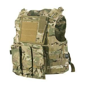 SWAT Militaire Armée Réglable MOLLE Veste tactique Airsoft Paintball Gilet neuf