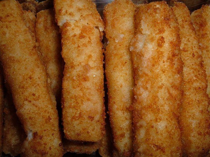 Συνταγή για παιδια: Fish sticks