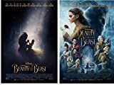 """Get This Special Offer #10: DISNEY'S BEAUTY AND THE BEAST 13""""x19"""" D/S Original Promo Movie Poster 2017"""